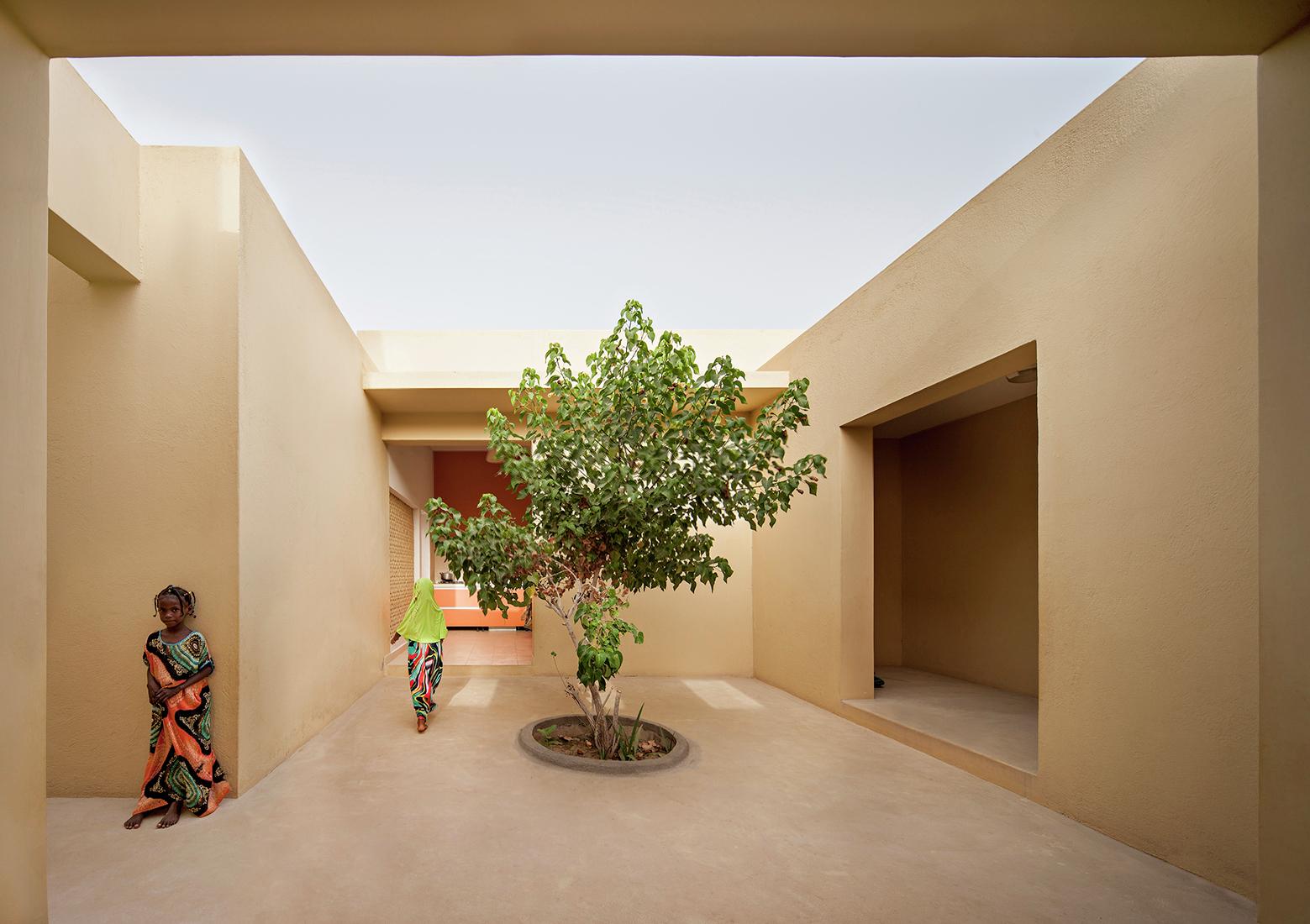 Sos children 39 s village in djibouti urko sanchez for Architecture design for home in village