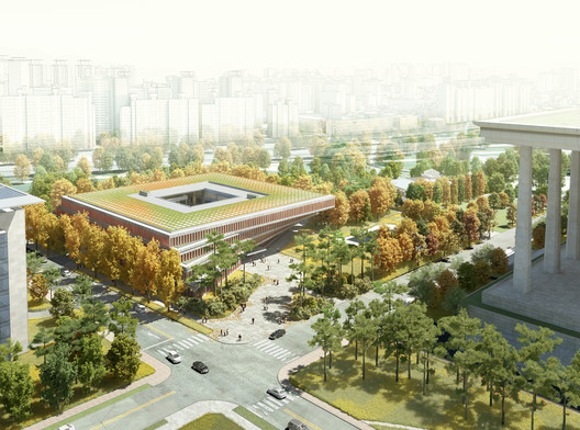 Courtesy of HAEAHN Architecture and H Architecture