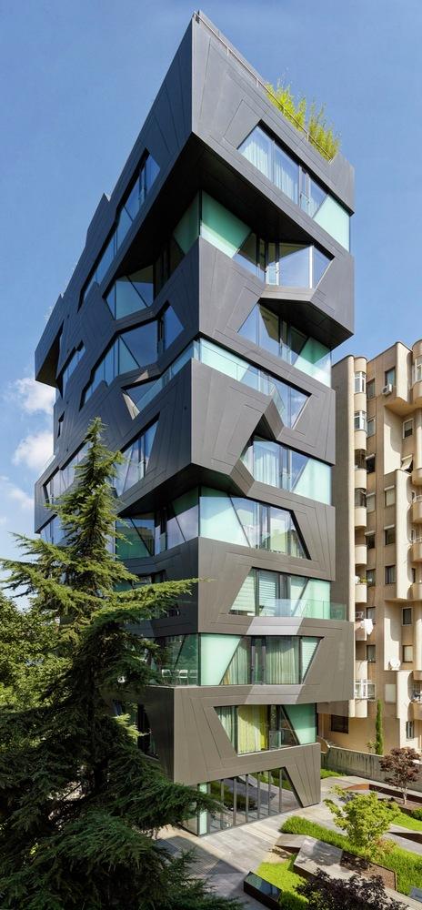 Galeria De Apartman 18 Aytac Architects 7