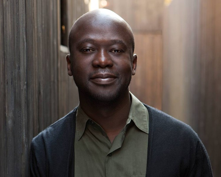 David Adjaye Awarded the 2016 Eugene McDermott Award in the Arts at MIT, via MIT, © Ed Reeve