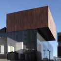 Museum of Contemporary Art / Adjaye Associates. Image Courtesy of Adjaye Associates