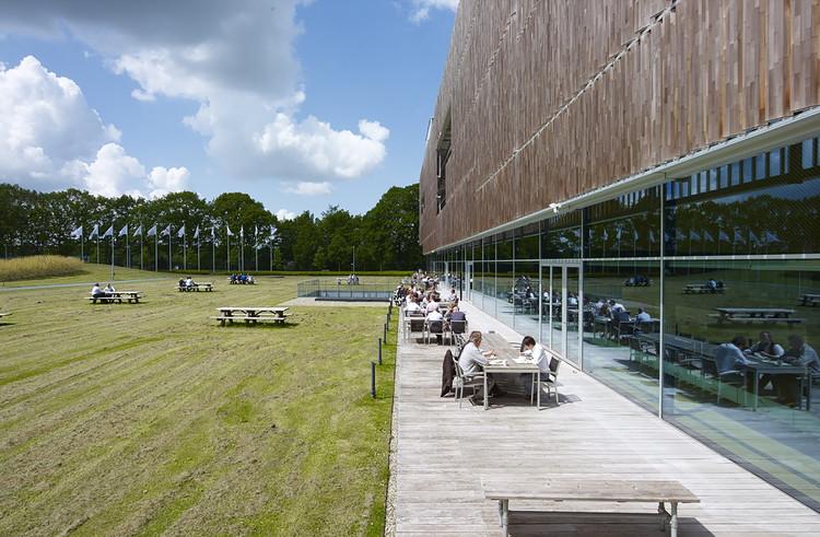 Sede PGGM - Fase II / Mateo Arquitectura, Cortesía de Mateo Arquitectura