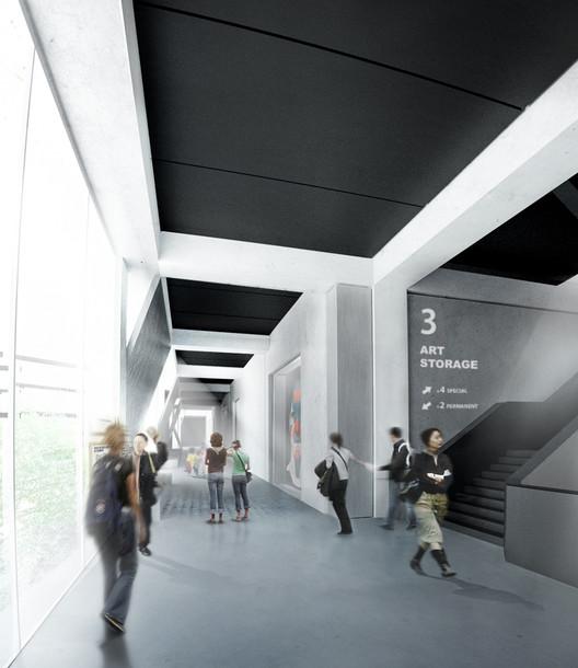 public storage corridor