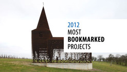 Best of 2012: Most Bookmarked Projects