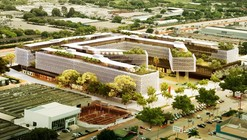 Multipurpose Complex Proposal / FGMF Arquitetos