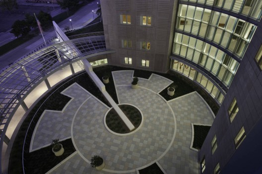 United States Federal Courthouse / H3 Hardy Collaboration Architecture; Photograph © Chris Cooper