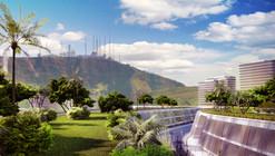 Parque Burle Marx Proposal / De Fournier & Associados