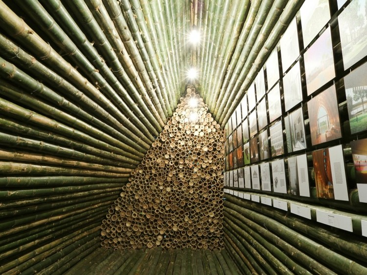Bamboo Booth 2012 / Vo Trong Nghia © Nguyen Quang Phuc