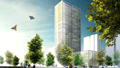 Tianjin Hotel Proposal / HAO