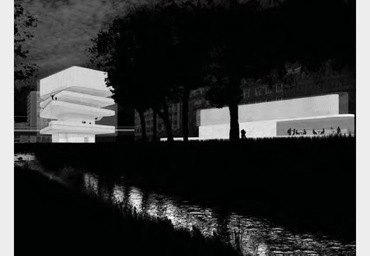 Courtesy of David Chipperfield Architects