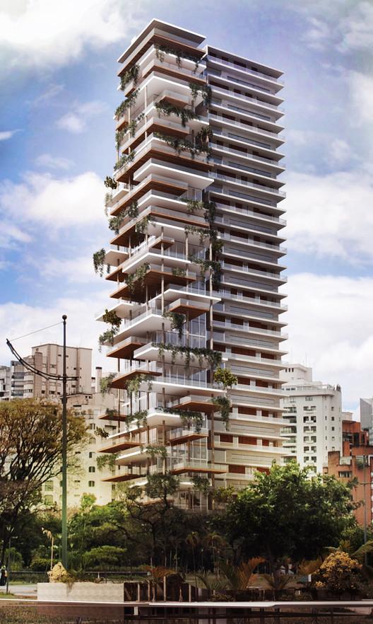 Courtesy of FGMF Arquitetos