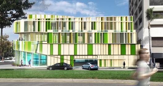 Courtesy of GMPA Architects