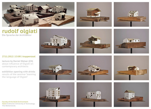 On Rudolph Olgiati via Eindhoven University of Technology