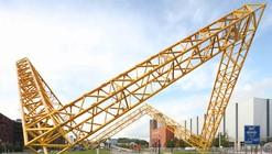 Framework Sculpture / Gijs Van Vaerenbergh