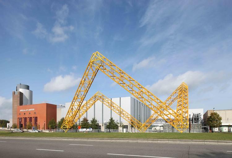 Framework sculpture gijs van vaerenbergh archdaily for Dujardin 007