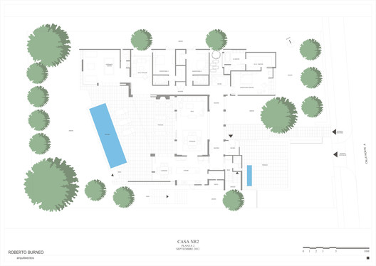 Second Floor Plan 01