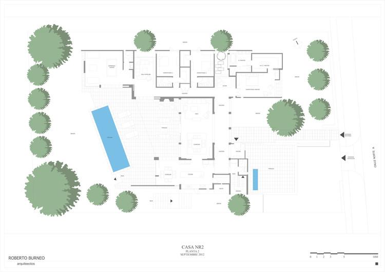 Second Floor Plan 01