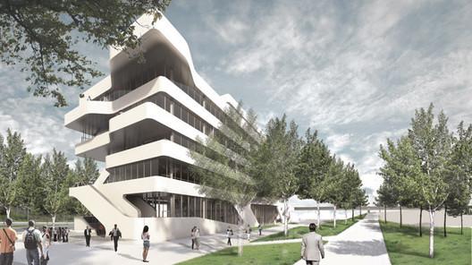 Courtesy of J. Mayer H. Architects