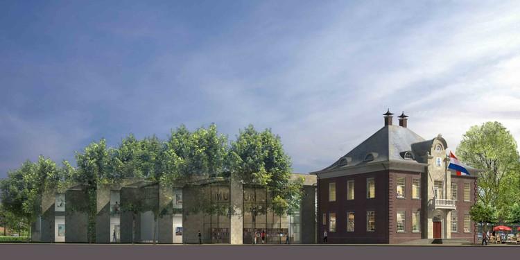 Courtesy of Hans van Heeswijk Architects