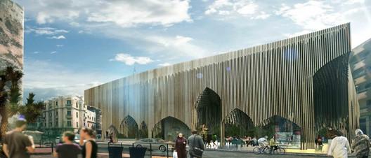 Courtesy of PMG Architects