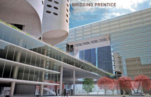 Third Prize: Bridging Prentice