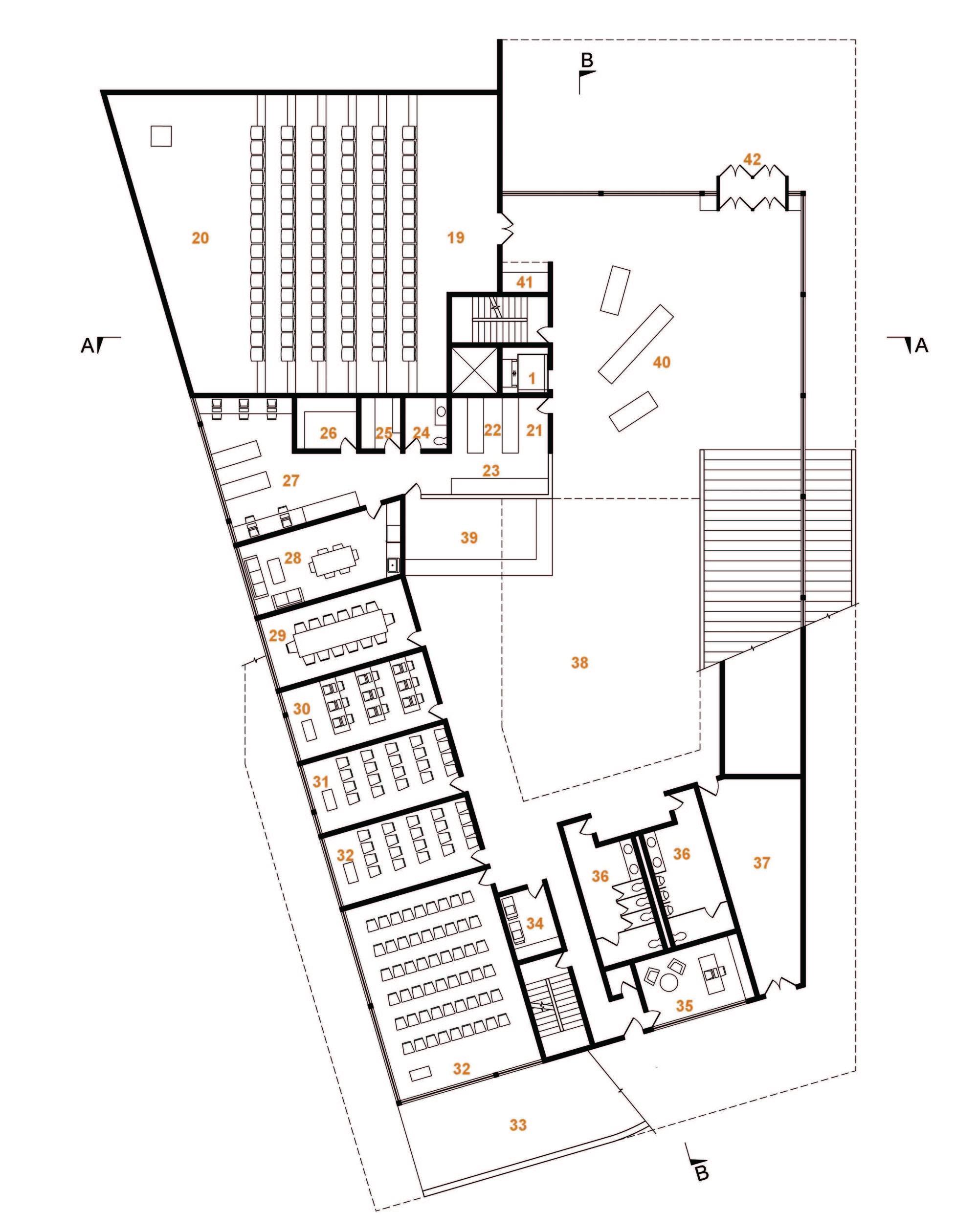 Gallery Of Daegu Gosan Public Library Competition Entry Martin Fenlon Architecture 14