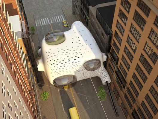 Courtesy of ZA Architects