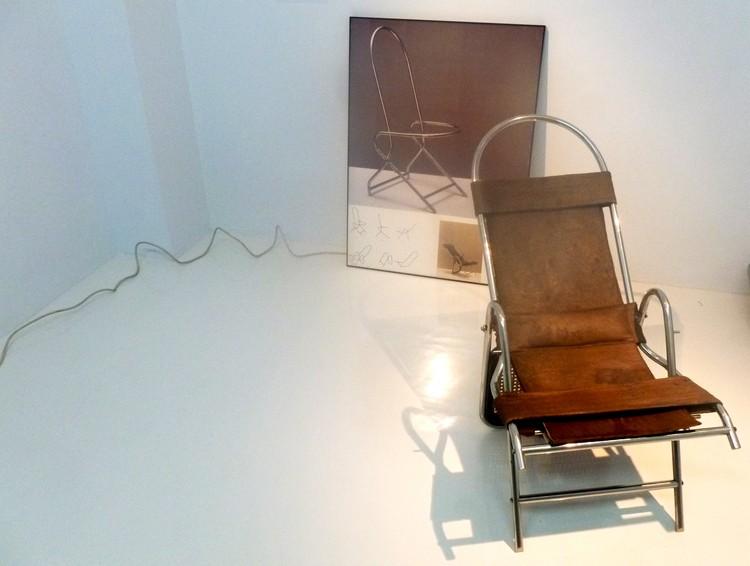 silla-tumbona / Alejandro de la Sota