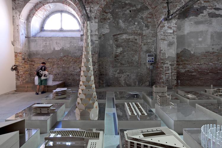 Venice Biennale 2012: Macedonia Pavilion, © Nico Saieh