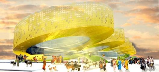 Courtesy of Architetto Matteo Ascani (AMA)