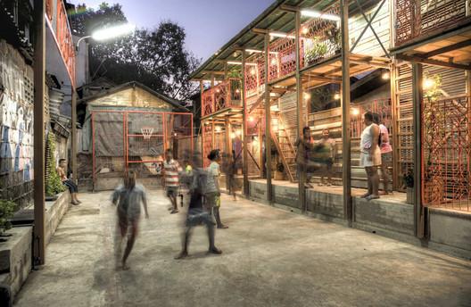 Klong Toey Community Lantern / TYIN Tegnestue © TYIN Tegnestue Architects