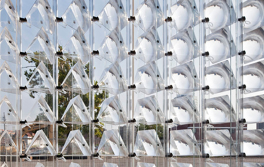 Next generation High-Efficiency Solar Power Systems for Building Envelopes (image via www.case.rpi.edu)