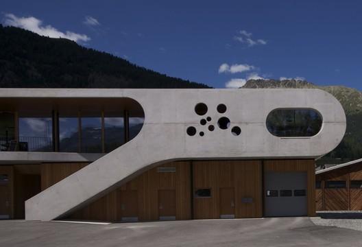 Courtesy of Mierta & Kurt Lazzarini Architekten