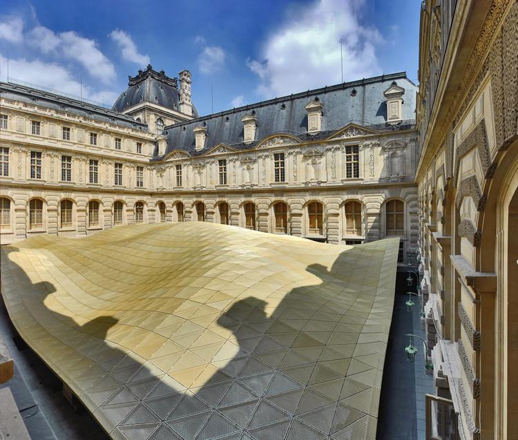 Department of Islamic Arts at Louvre © Raffaele Cipolletta. Courtesy Mario Bellini Architect(s)