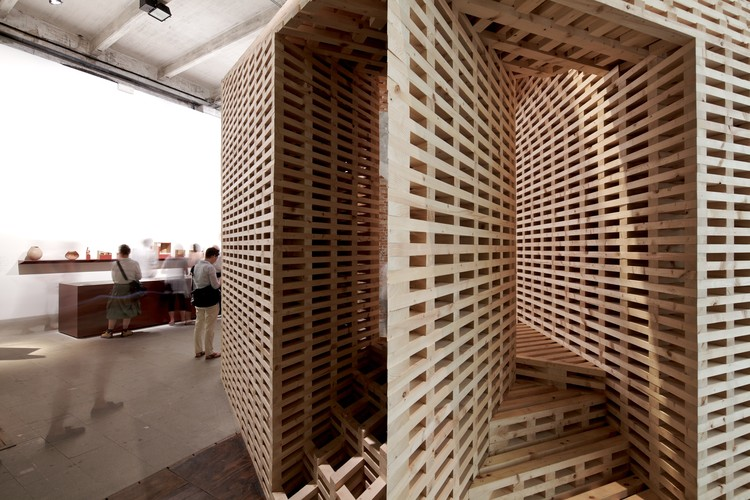 Venice Biennale 2012: O'Donnell + Tuomey, © Nico Saieh