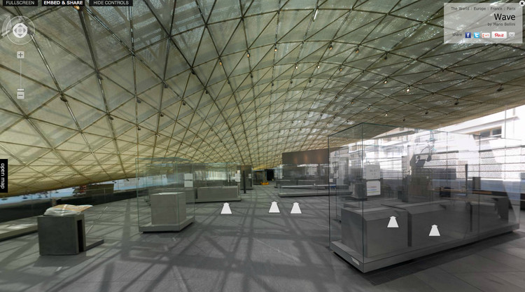 Click this image to take a 3D tour through the constraction site.