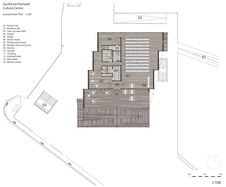 Ground Floor Plan 01