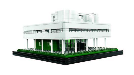 LEGO® Architecture Series: Villa Savoye