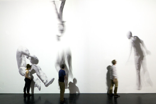 2012 Venice Biennale: hands have no tears to flow / Austrian Pavilion; Copyright © Günter