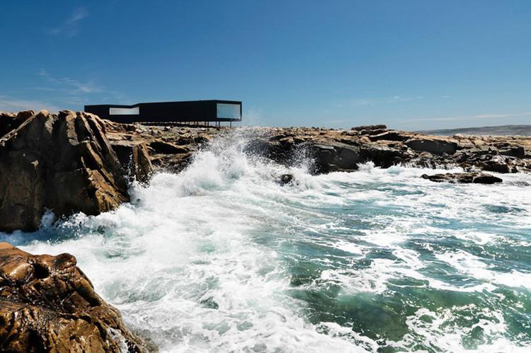 Fogo Island, Long Studio © Saunders Architecture