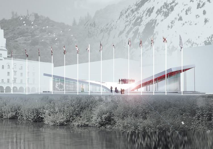 Courtesy of de Architekten Cie. + HL Architecture