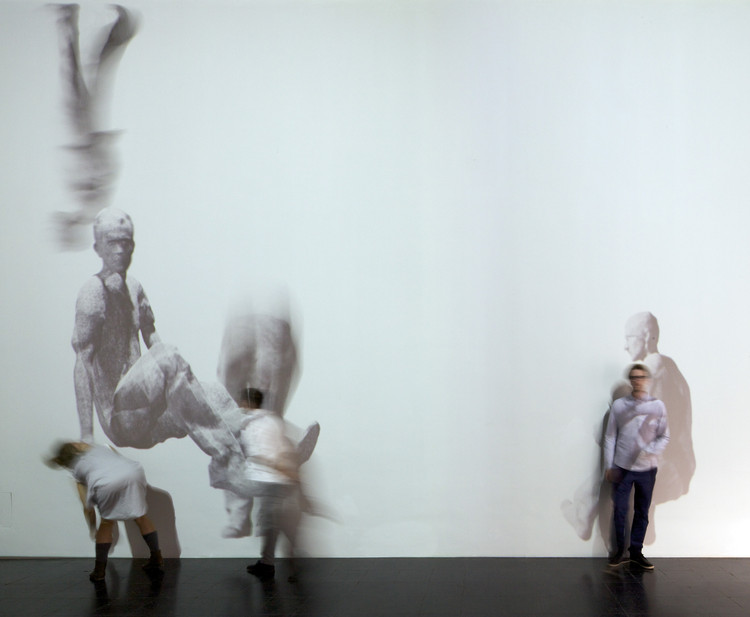 2012 Venice Biennale: hands have no tears to flow / Austrian Pavilion; Copyright © Günter