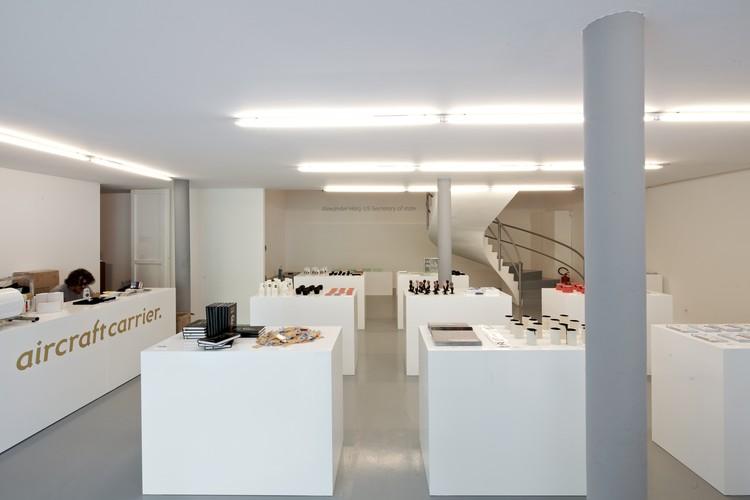 Venice Biennale 2012: Aircraft Carrier / Israeli Pavilion, © Nico Saieh