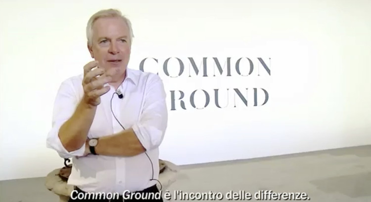 Venice Biennale 2012: An Interview with David Chipperfield