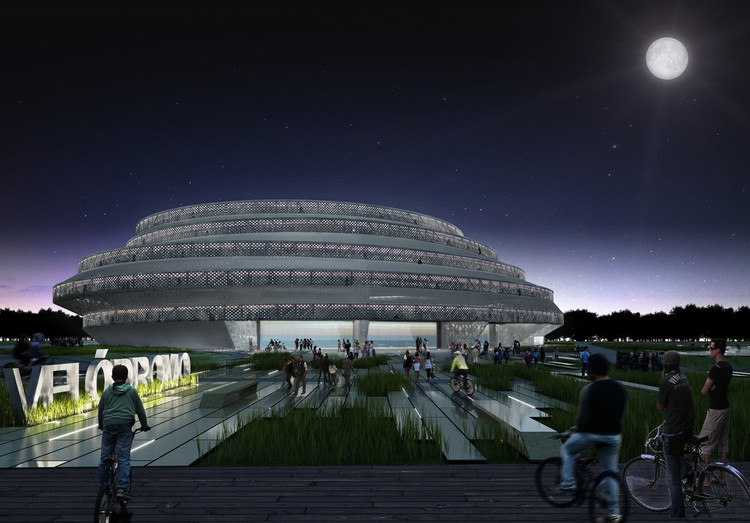 Courtesy of BNKR Arquitectura