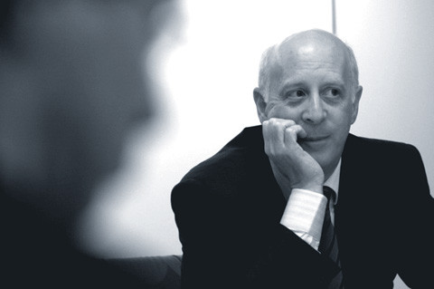 Paul Goldberger. Image via AN Blog.