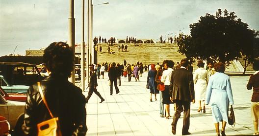 Linnahall in Tallinn. Photo: Dmitri Bruns (1980)