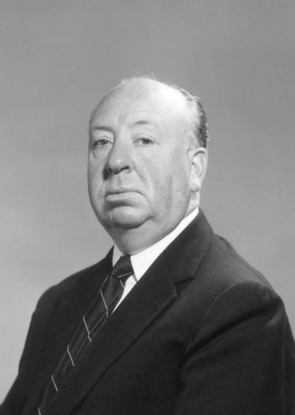 Alfred Hitchcock. Photo via <a href='https://creativecommons.org/licenses/by-sa/3.0/'>Wikimedia</a> CC User El Matador.