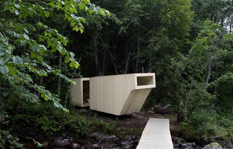 Courtesy of Formløs Architecture