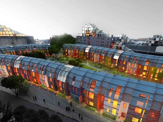 Courtesy of Evgeni Leonov Architects